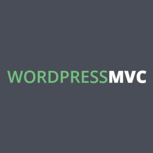 Wordpress MVC
