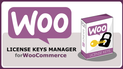 WooCommerce License Keys