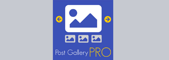 Post Gallery PRO version 1.1.0