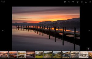 How to change the default lightbox in Post Gallery