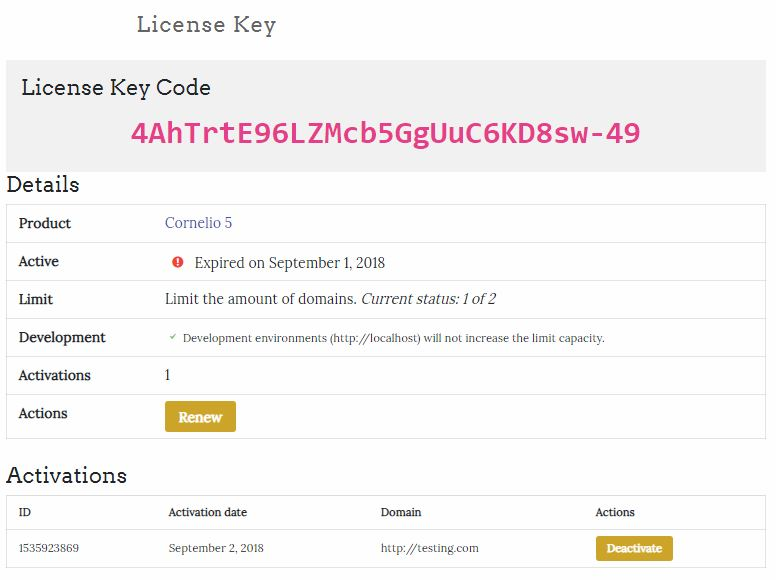 view-license-key