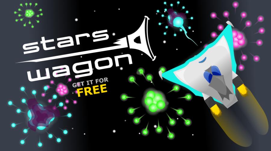 Stars Wagon banner