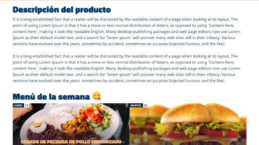 Happy Food product
